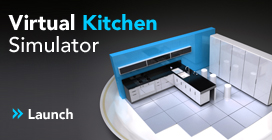 Virtual Kitchen Simulator
